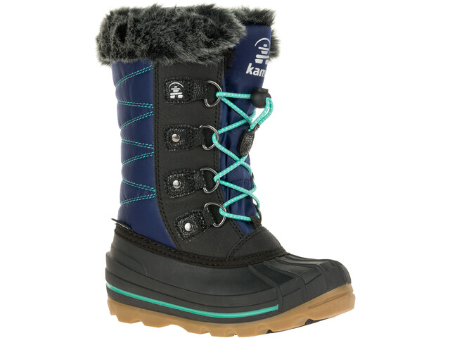 Kamik Frostylake Winter Boots Kids navy